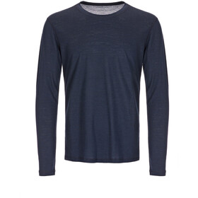 super.natural Base LS 140 Homme, navy blazer
